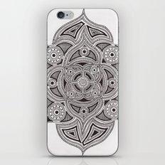 Leukomelanophobia (03) iPhone Skin