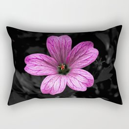 Perfect Pink Rectangular Pillow