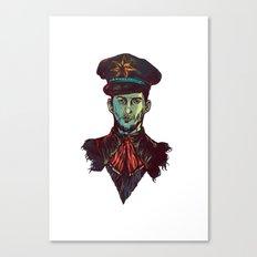 Fashion Fantasy Canvas Print