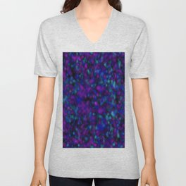 crazed colors 1 Unisex V-Neck