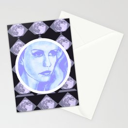 Lost Out In Space Stationery Cards