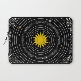 Solar System Sun & Planets Laptop Sleeve
