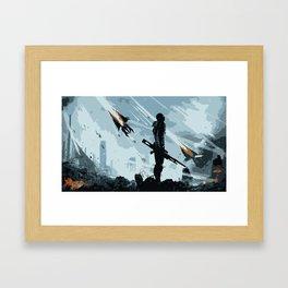 Reaper Invasion Framed Art Print