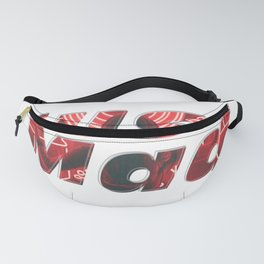 Music Mad Fanny Pack