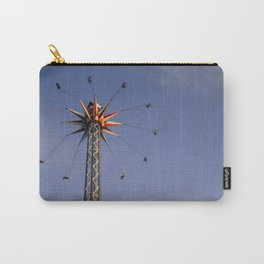 High swing at pier Carry-All Pouch