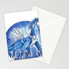 Dialga Stationery Cards
