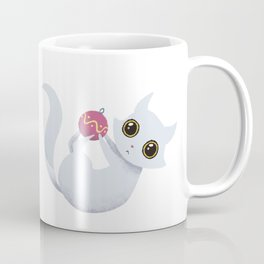 Mischievous kitty Coffee Mug