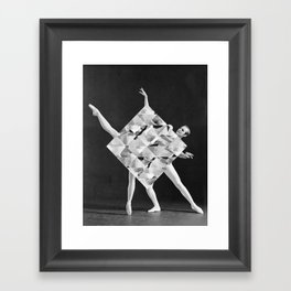 I Could Have Done It Myself Framed Art Print