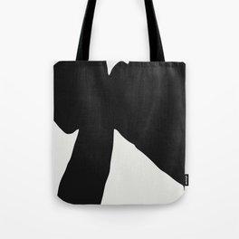 Black Coat Tote Bag