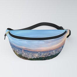 DOWNTOWN PORTLAND - SUMMER Fanny Pack