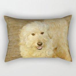 Goldendoodle Noa Rectangular Pillow