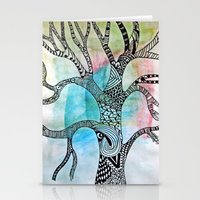 twilight Stationery Cards featuring Twilight by neena