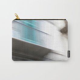 Street of Palermo in moving image Carry-All Pouch