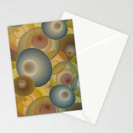 Kyoto Parasols 2 Stationery Cards