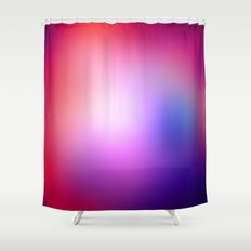 Cosmic Gradient Shower Curtain