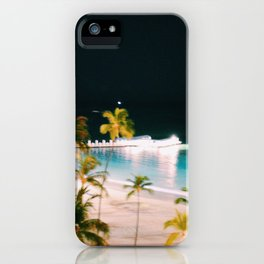 Night Glow iPhone Case