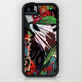 Crime City iPhone Case