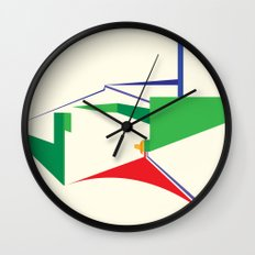Reformed Church Wall Clock