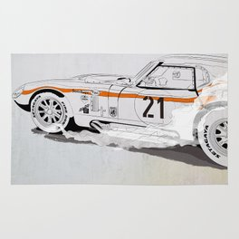 Daytona Coupe_recollection Rug