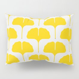 Ginkgo Leaf Pillow Sham