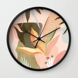 Maui Wall Clock