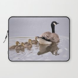 Swimming Lesson Laptop Sleeve