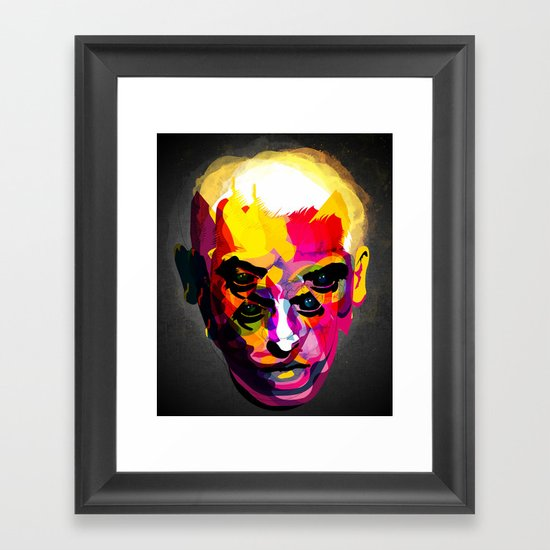 101213 Framed Art Print