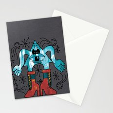 eye look. Stationery Cards