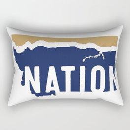 Cat Nation Rectangular Pillow