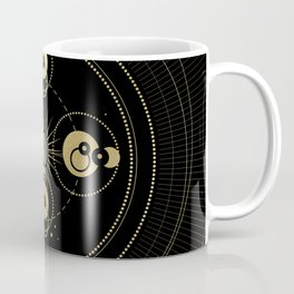 Mercury Orbit Coffee Mug
