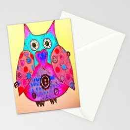 twittwoo Stationery Cards