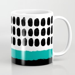 November Forest abstract pattern Coffee Mug