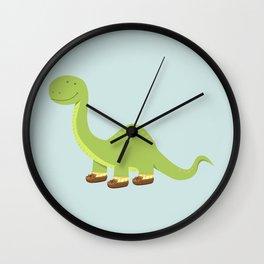 ApatoSHOErus Wall Clock