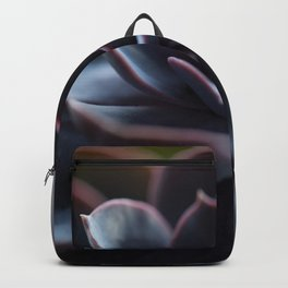 Succulent Plant In Close-up #decor #society6 #homedecor Backpack