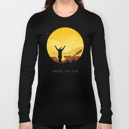 Solaire (Dark Souls) Long Sleeve T-shirt