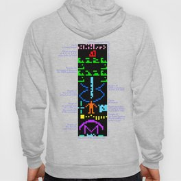 The Arecibo message explained Hoody