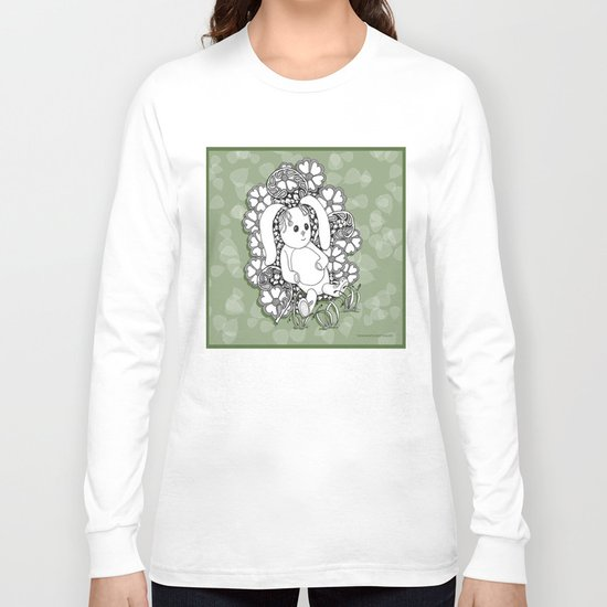 Beloved Bunny for Children Long Sleeve T-shirt