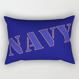 U.S. Navy  Rectangular Pillow