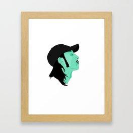 Roméo Greenvis Framed Art Print