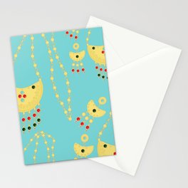 Traditional Kuwaiti Jewellery Stationery Cards