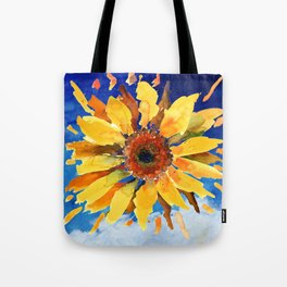 The 'Sun' Flower Tote Bag