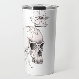 happy thoughts Travel Mug