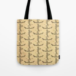 Aldus Manutius Printer Mark Tote Bag
