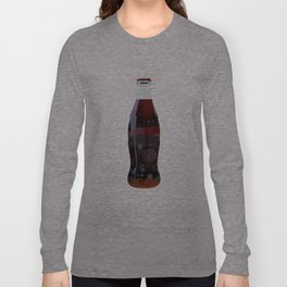 Cola Bottle Long Sleeve T-shirt