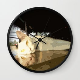 moon age day dream Wall Clock