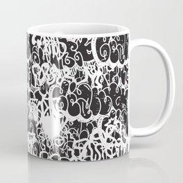 Graffiti illustration 01 Coffee Mug