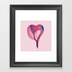 Heart Me Up Framed Art Print