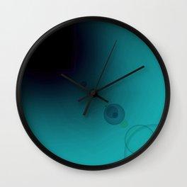 Shadow Flare Wall Clock