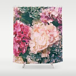 Pastel mania Shower Curtain