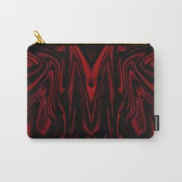 Red Monster Carry-All Pouch